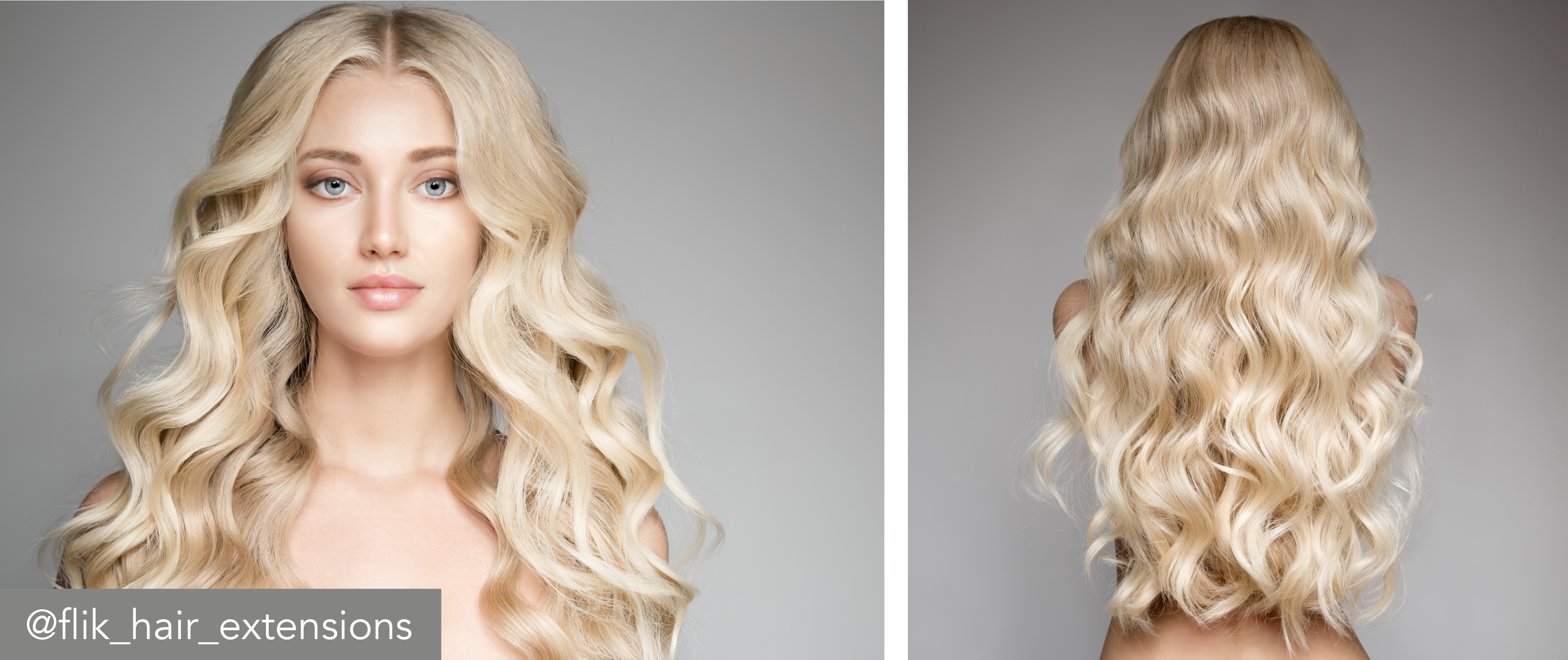 Different types of hair extensions flik hair extensions tape in hair extensions contain a tape like adhesive which allows it to be attached to the hair by sandwiching two pieces together with your hair in the pmusecretfo Images